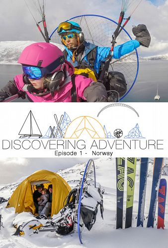 Discovering Adventure - Norway E-01