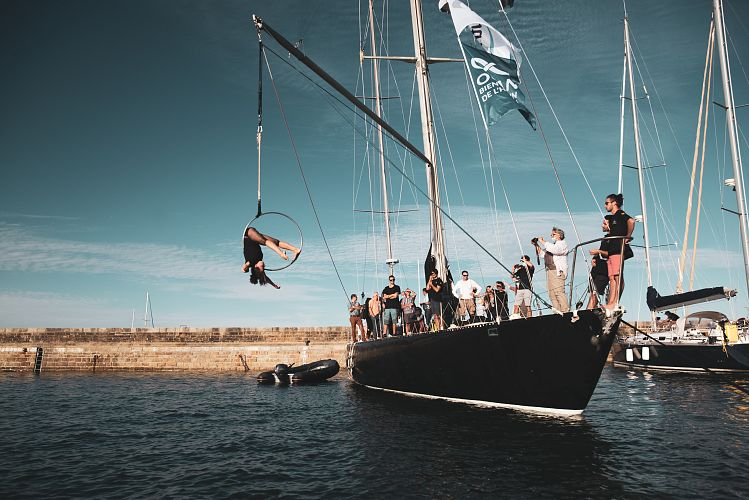 New Horizons - Sailing toward sustainable circus