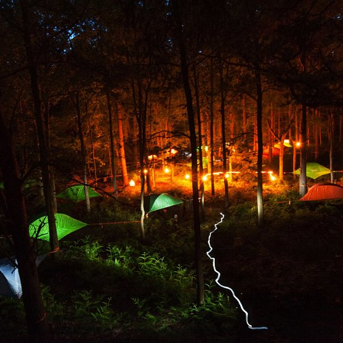 EUROPEAN TENTSILE CAMP OUT