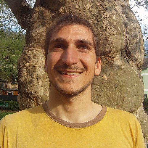 DAVIDE STIMPFL