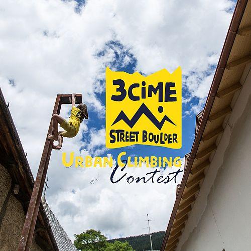 3 Cime Street Boulder Contest